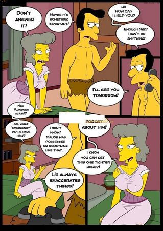 Cover The Simpsons 8