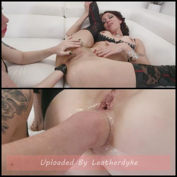 Lola Taylor & Lina Cypher – Fisting Consortium & Double Anal Games – Part 1 | HD 720p | Release Year: Jan 29, 2018