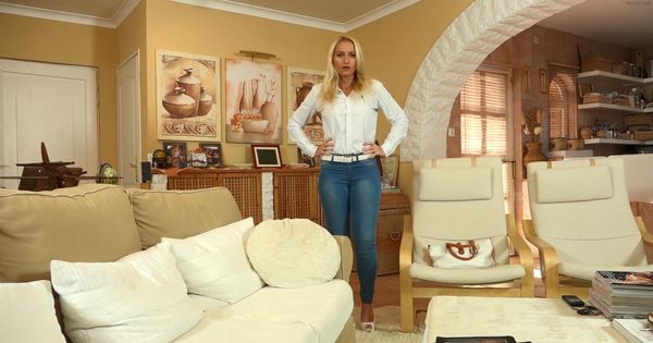 Kathia Nobili – Two NEW and HOT Mother And Son POV Incest Taboo in HD