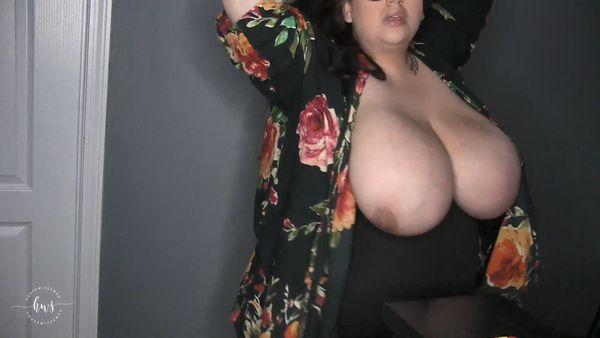 Housewifeswag – Step-mom tit fuck HD
