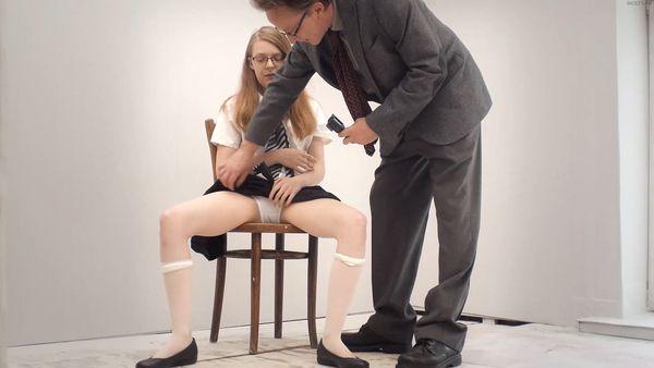 Schoolgirl Spanking Taboo Sex 47 Mins HD