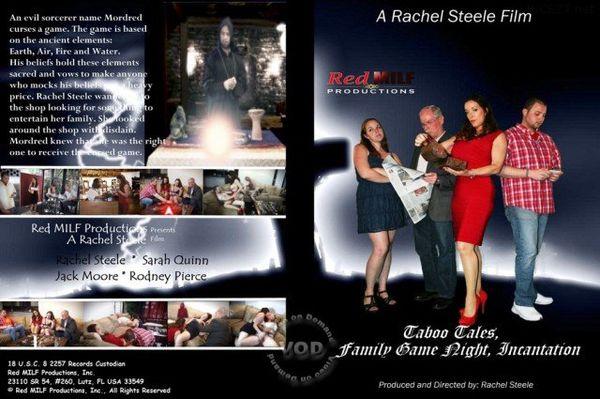 Family Game Night, Incantation DVDRip
