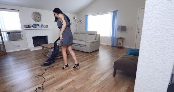Latina Stepmom Teaches Her Stepson The Dance Of Love – Cassandra Cain HD