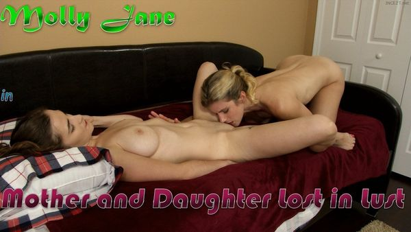 Mother and Daughter Lost in Lust – Molly Jane & Cory Chase HD