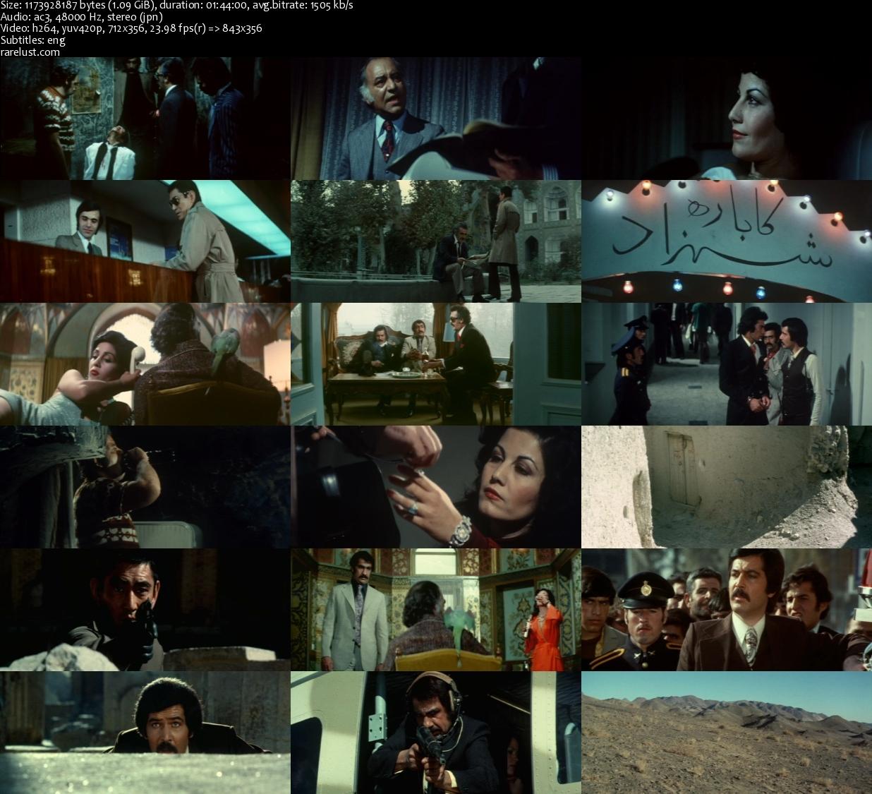 Golgo 13 (1973) Dvdrip [1.09GB]