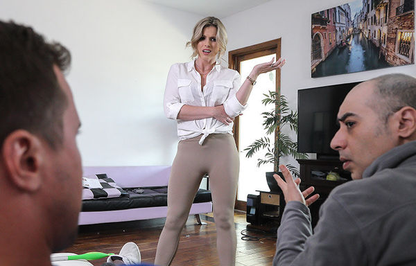 Cory Chase – Help Me Out HD [Untouched 1080p]