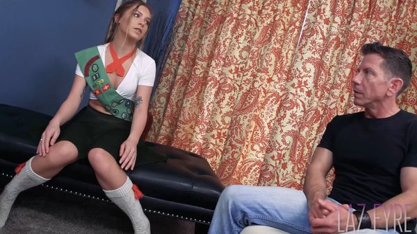 Daddy's Little Girl Scout – Summer Brooks HD