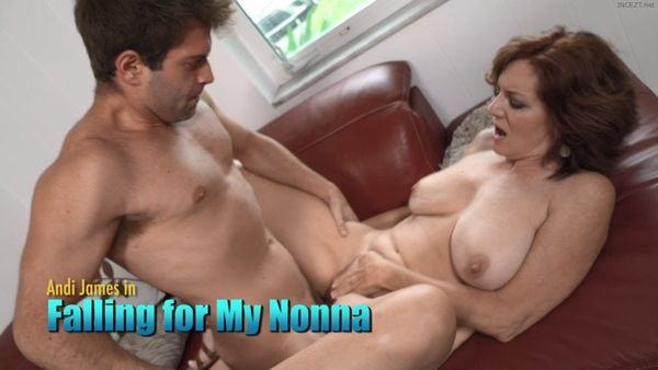 Andi James in Falling for My Nonna HD