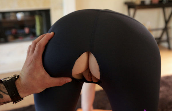 Pepper Hart – Yoga With Daddy HD [Untouched 1080p]