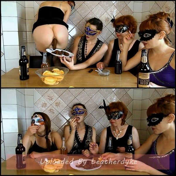 The morning Breakfast the four girls with ModelNatalya94 | Full HD 1080p | Release Year: July 02, 2018