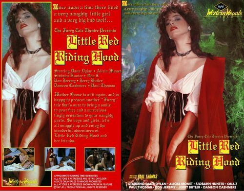 Something Vintage porn little red riding hood