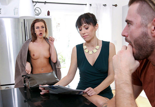 Tiffany Watson – Squirting on my Step-Bro HD [Untouched 1080p]