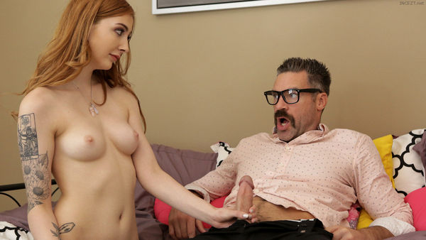 Redhead Daughter – Megan Winters HD [Untouched 1080p]
