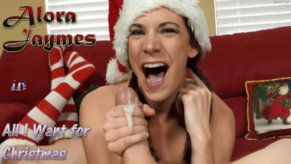 Alora Jaymes in All I want for Christmas HD