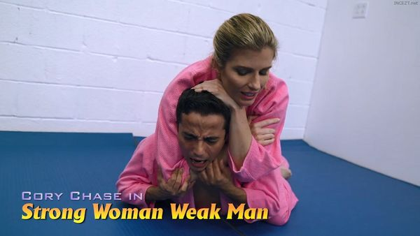 Cory Chase in Strong Woman Weak Man HD