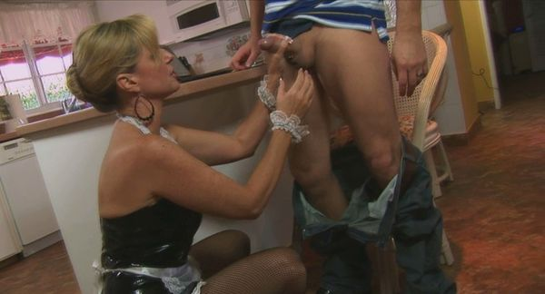 jodi west french maid