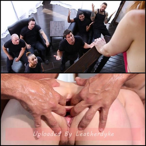 Lauren Phillips Takes Six Dicks in Brutal Gangbang | HD 720p | Release Year: Sep 05, 2018