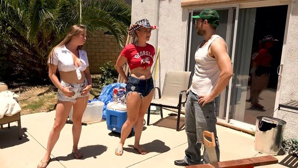 LISEY SWEET'S COUNTRY ASS 4TH OF JULY PARTY WITH HER DAD HD [Untouched 720p]