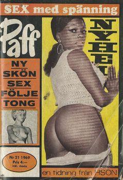 yiyxck5drbdj Paff Magazine 1969 Number 21 (Magazine)