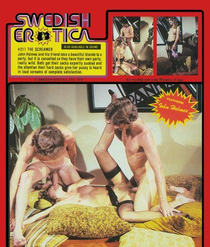 xwmvqpzfgwke Swedish Erotica 211: The Screamer (1970s)