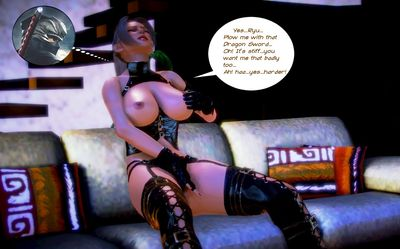 [3D Porn Comic] [DirectorEroko] Hunt Or Be Hunted