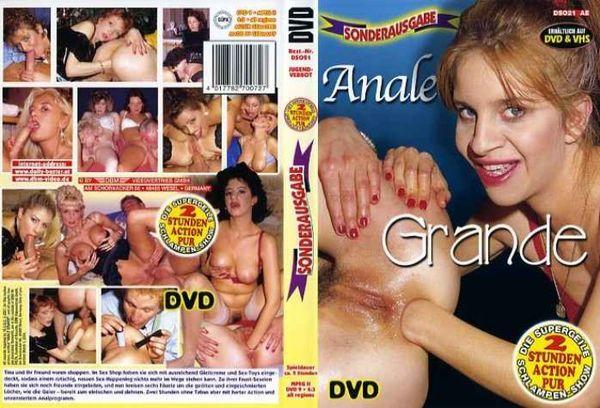 [DBM Videovertrieb] [DSO-21] Sonderausgabe #21 - Anale Grande (1999) [Nicki Blond]
