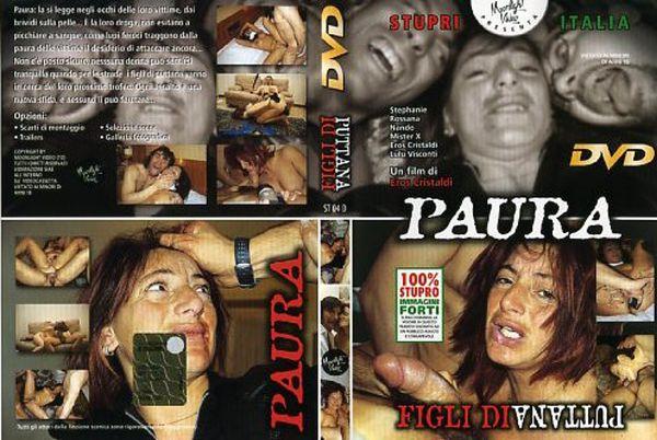 [Moonlight Video] Figli Di Puttana - Paura (2005) [Lulu Visconti]