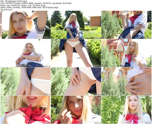 TokyoDoll Adriana C - videos 001A - 001B