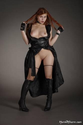 MarvelCharm Gabriella - Halloween 2016