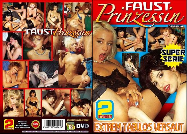 [DBM Videovertrieb] Faust Prinzessin (1998) [Double Fisting]