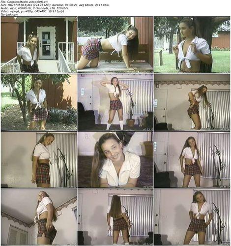 ChristinaModel - video 6