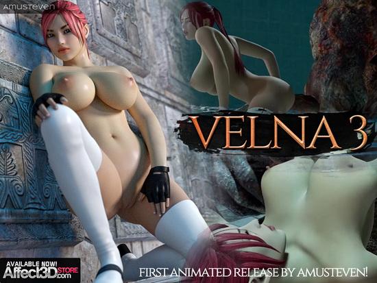 [Affect3D] [3D Hentai Anime] Velna #3 (2016) [rape] Full HD 1080p