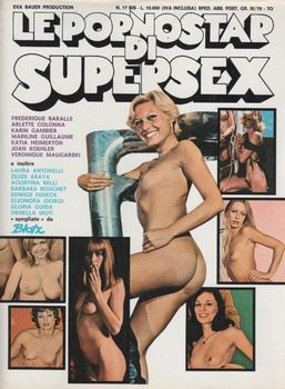 u5ey0q7dteey Supersex 017 (Le Pornostars di Supersex) (Magazine)