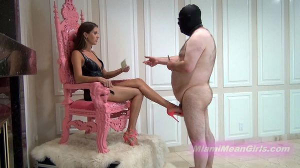 Kicking My Sisters Slave [MiamiMeanGirls] Princess Beverly (1 GB)