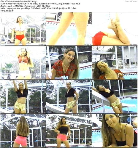 ChristinaModel - video 12