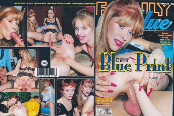 [DBM Videovertrieb] [FB008] Family Blue #8 - Blue Print (1999) [Patty Rouge]