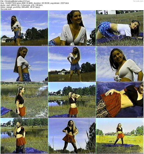 ChristinaModel - video 13