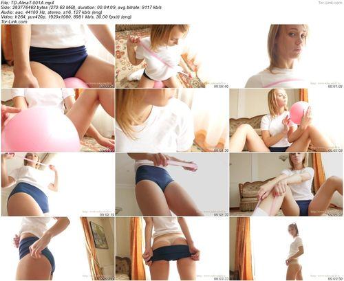 TokyoDoll Alina T - videos 001A - 001B - 001C