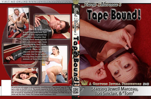 [Jewell Marceau Productions] Tape Bound (2012) [Tori Sinclair]