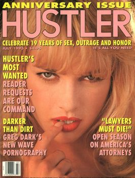 p7knzqiue3oi Hustler USA   July 1993 (Magazine)