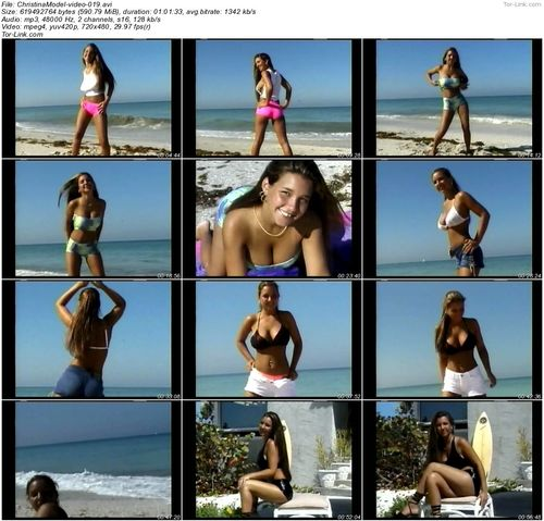 ChristinaModel - video 19