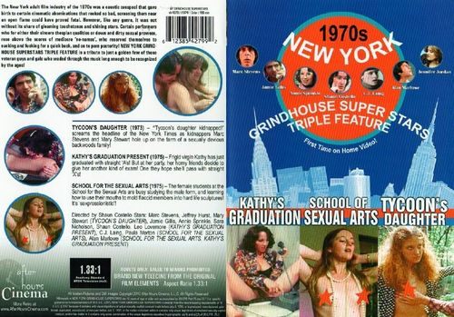 rnqxqhn9ddii The School for the Sexual Arts (1975)
