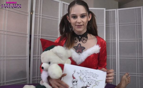 I Saw Mommy Kissing Santa, So Let Me Kiss Your Cock, Daddy HD