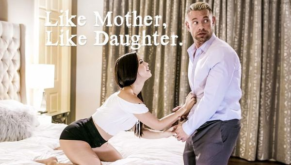 LIKE MOTHER, LIKE DAUGHTER – Alina Lopez, Reagan Foxx HD [Untouched 1080p]
