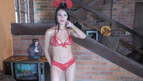 TeenModels4Bitcoin Britney - video 3 Bikini Top Lingerie