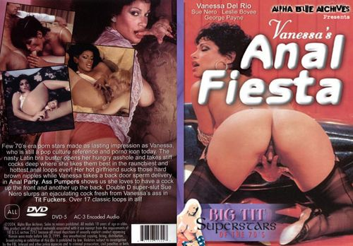 i74afom4c0w9 Big Tit Superstars of the 70s: Vanessas Anal Fiesta (1970s)