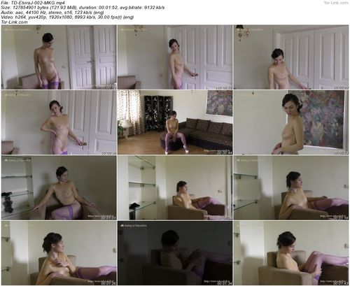 TokyoDoll Elvira J - Making of video 002