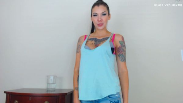 Stella_Von_Savage – Two More HOT and SEXY Bro-Sis Taboo!