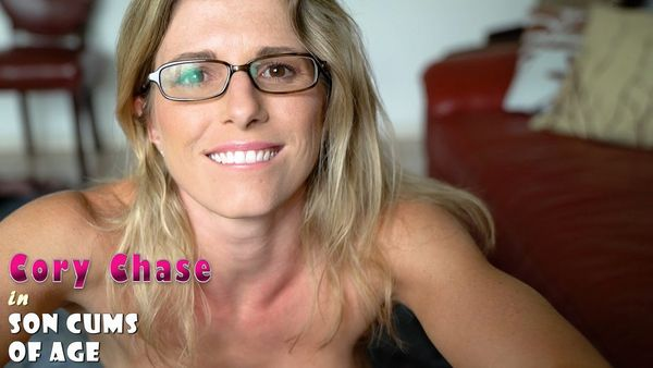 Cory Chase in Son Cums of Age HD