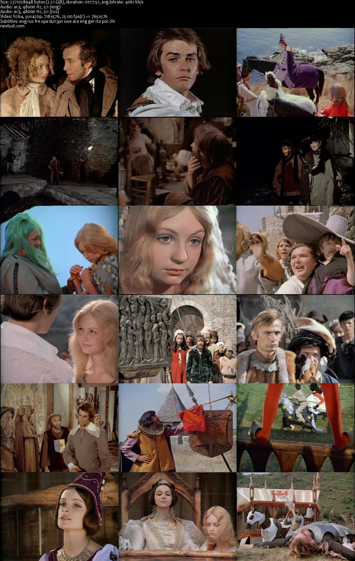 The Little Mermaid 1976 Dvdrip 221Gb-8157